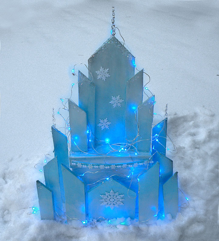 Frozen-Ice-Castle